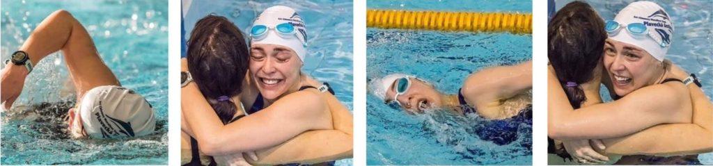 Plavecká šestihodinovka, radost, usilý, kraul, plavání.